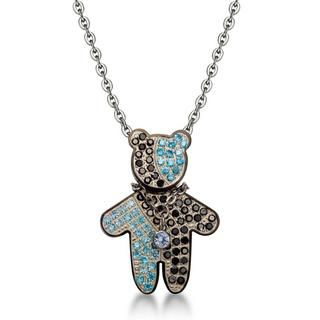 Kenny & co. - Birthday Kenny Bear Necklace - Sep (BuBu)