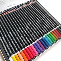 Full House - Watercolor Pencil