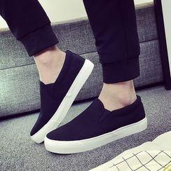 HOKK - 厚底轻便鞋