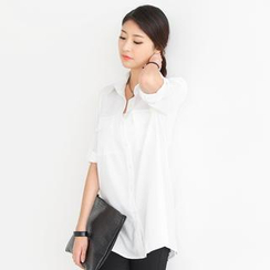 SO Central - Chiffon Shirt