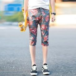 Bay Go Mall - Print Shorts