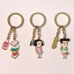 BABOSARANG - 'Du-dum' Series Key Holder