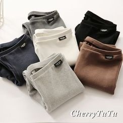 CherryTuTu - Plain Leggings