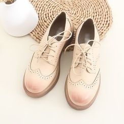 Fairyland - Lace Up Oxfords
