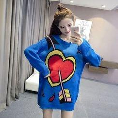 Romantica - Printed Sweater