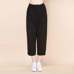 dollie - Cropped Harem Pants