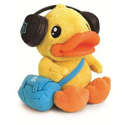 B. Duck - B. Duck Plush Amplifier Speaker