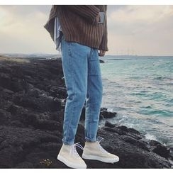 Bestrooy - Straight-Cut Jeans