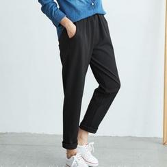 BAIMOMO - Slim-Fit Pants