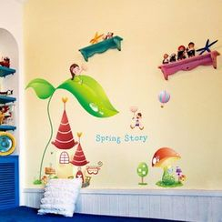 LESIGN - Spring Story Wall Sticker