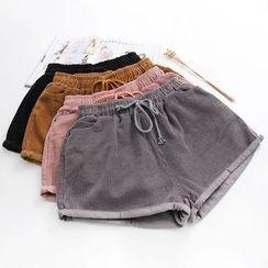 Nycto - Corduroy Shorts