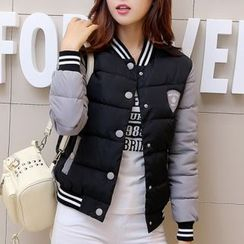 Cobogarden - Padded Baseball Jacket
