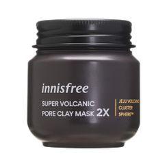悦诗风吟 - 悦诗风吟 Innisfree 火山岩泥毛孔清洁多效面膜 控油保湿 清洁肌肤