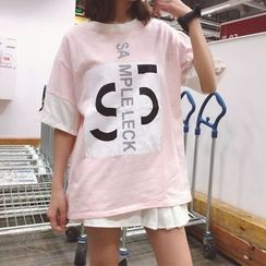 Maine - Loose-Fit T-Shirt
