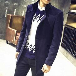 LC Homme - Plain Coat