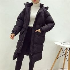 Octavia - Hooded Padded Coat