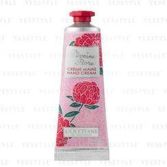 L'Occitane - Pivoine Flora Hand Cream