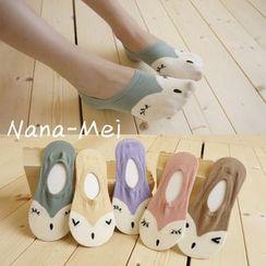 NANA Stockings - Animal No-show Socks