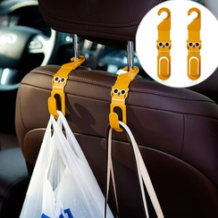 Yulu - Set of 2: Car Seat Hooks