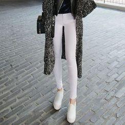 Seoul Fashion - Plain Skinny Pants