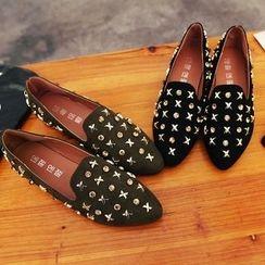 Wello - 水鑽樂福鞋