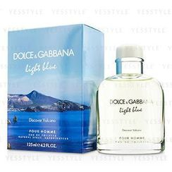 Dolce & Gabbana - Light Blue Discover Vulcano Eau De Toilette Spray