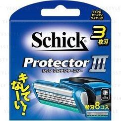 Schick - Protector III Razor (Refill)