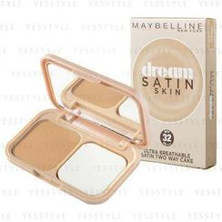 Maybelline New York - Ultra Breathable Satin Two Way Cake SPF 32 PA+++ (#O3 Creamy Beige)