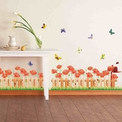 LESIGN - Bellflower Wall Sticker