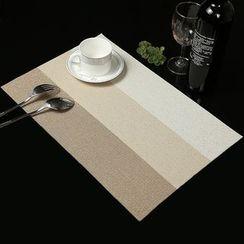Livesmart - Color Panel Table Mat