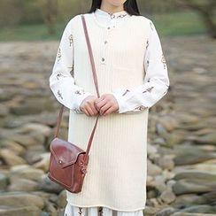 tete - Long Knit Vest