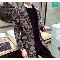 Fisen - Patterned Coat