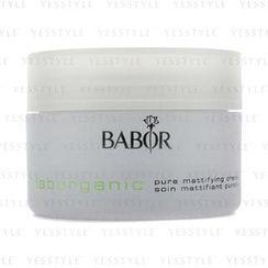 BABOR - Baborganic Pure Mattifying Cream