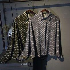 Glovon - Floral Print Shirt