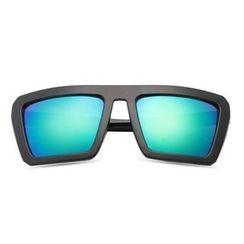 OJOS - Chunky-Frame Square Sunglasses
