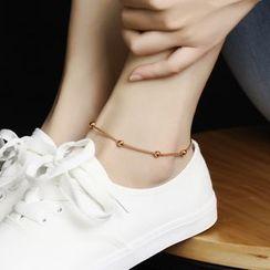LoveGem - Ball Anklet