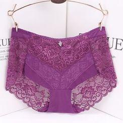 ZUEU - Lace Panties