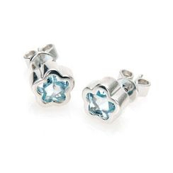 Bellini - Flower Petal Earrings