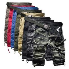 Hansel - 工裝短褲