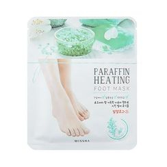 Missha - Paraffin Heating Foot Mask