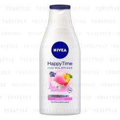 NIVEA - Happy Time Body Milk (Sweet Happy)