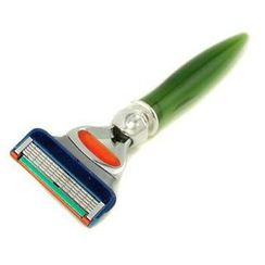 eshave - 5 Blade Razor - Green