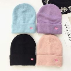 Pompabee - Embroidered Beanie