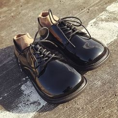SouthBay Shoes - Plain Oxfords