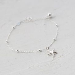 Love Generation - Starfish Charm Bracelet