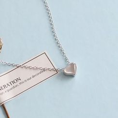 Love Generation - Heart Pendant Necklace