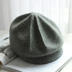 EVEN - Plain Woolen Beret