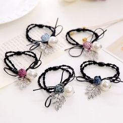 Seoul Young - Beaded Hair Tie