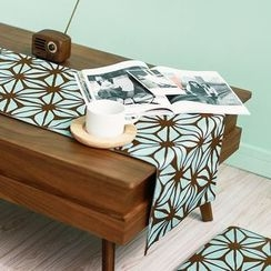 Caldo - Printed Table Runner / Set of 2: Printed Placemat