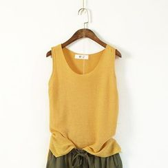 Ranche - Knit Tank Top